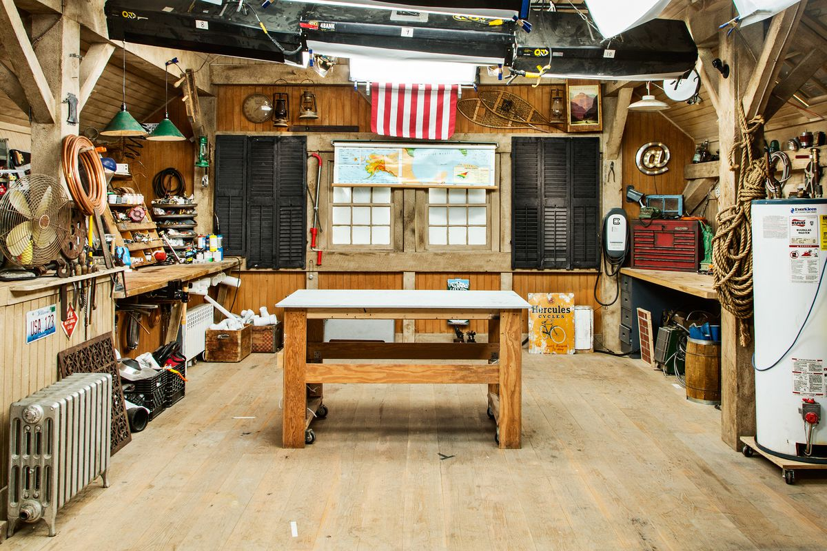 Tips to Organize Your Workshop