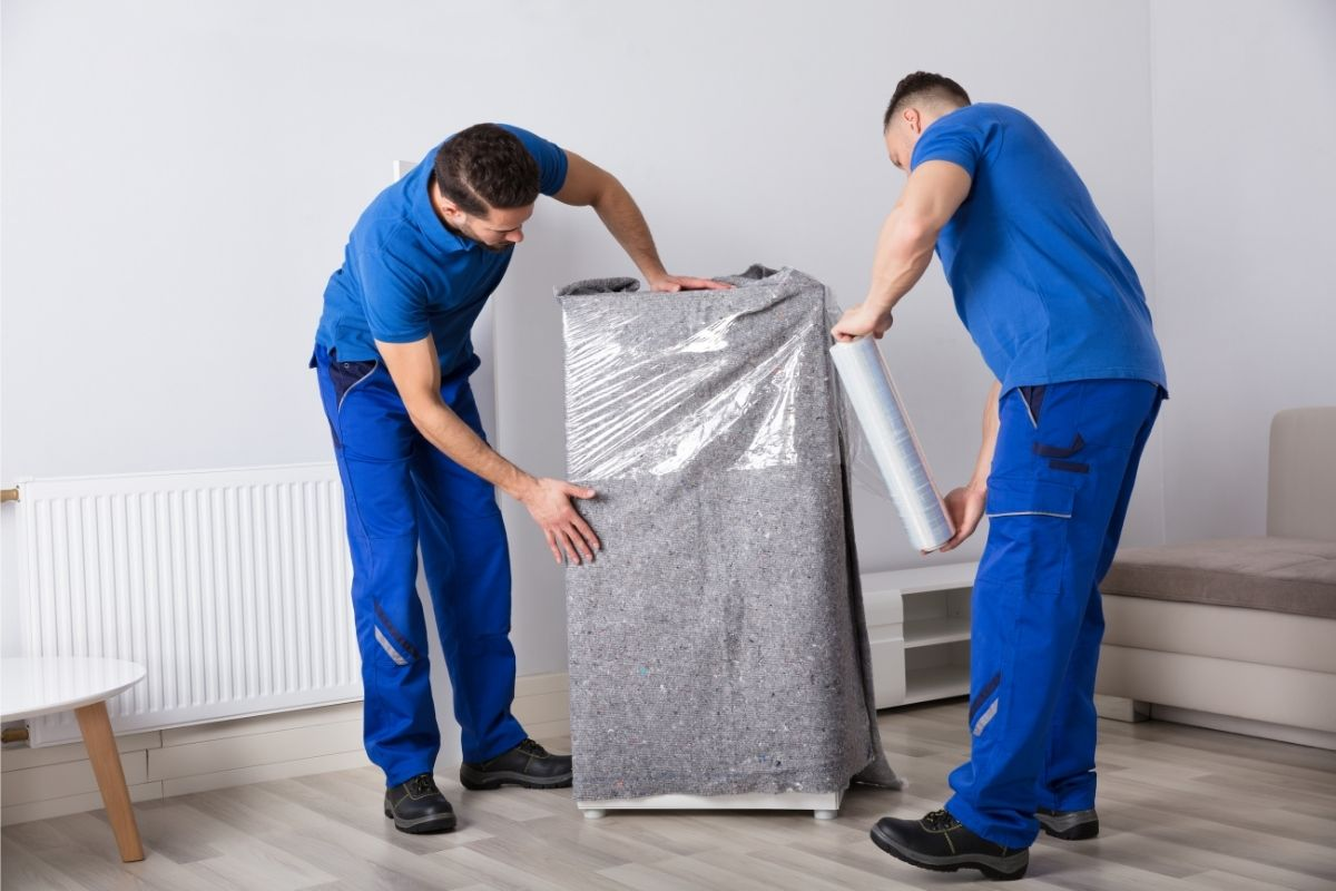 How to Wrap Furniture for Moving